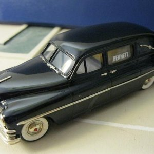 030 Packard Hearse Bennett